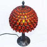 amber lamp 3
