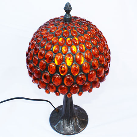 Baltic Amber Lamp 4