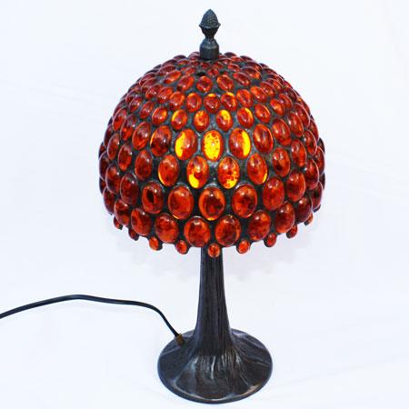 Baltic Amber Lamp 4
