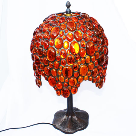 Baltic Amber Lamp 5