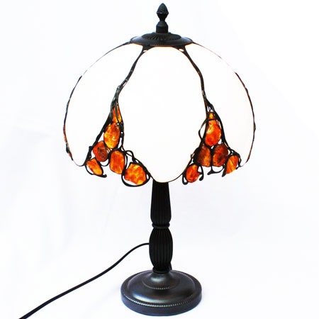 Baltic Amber Lamp 3