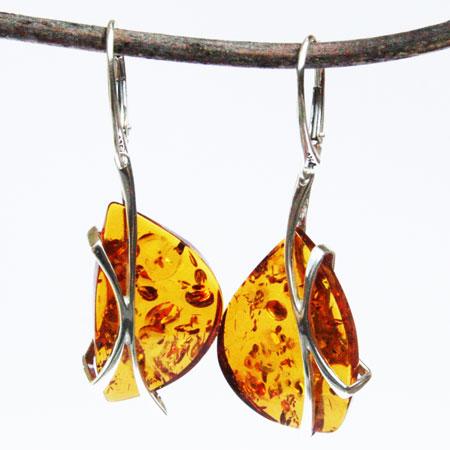 Designer Honey Earrings 210